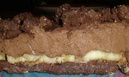 Bananen-Schoko-Creme-Torte