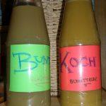 biologisches Flüssig-Waschmittel aus Efeu Blättern